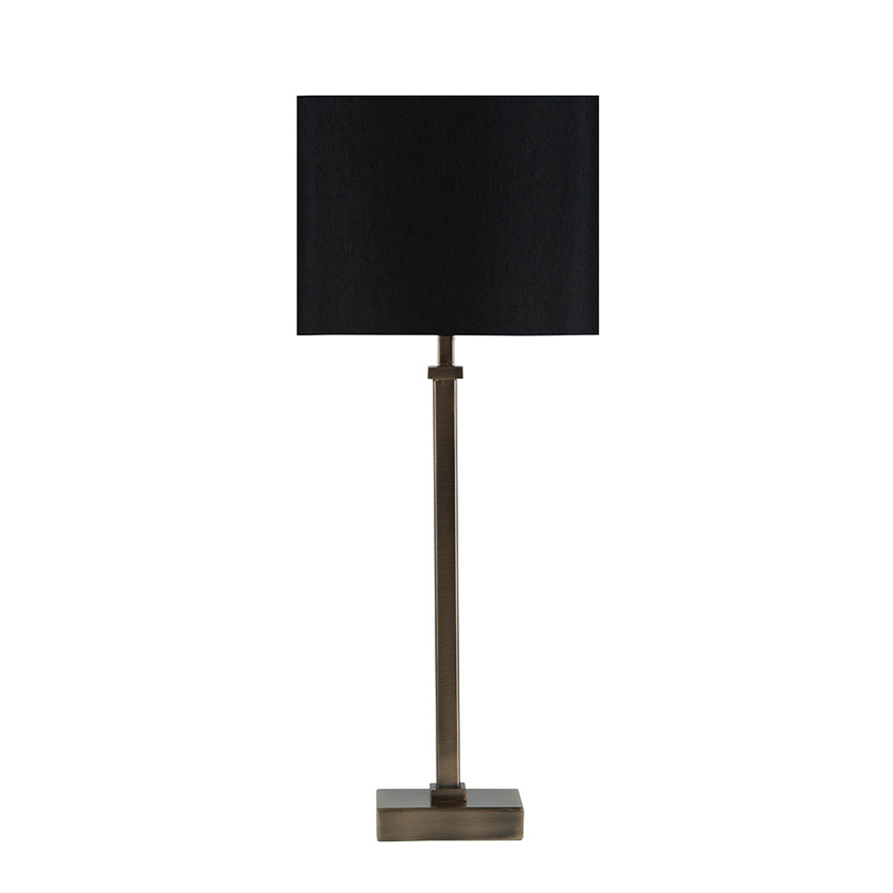 Hilton Brass Table Lamp