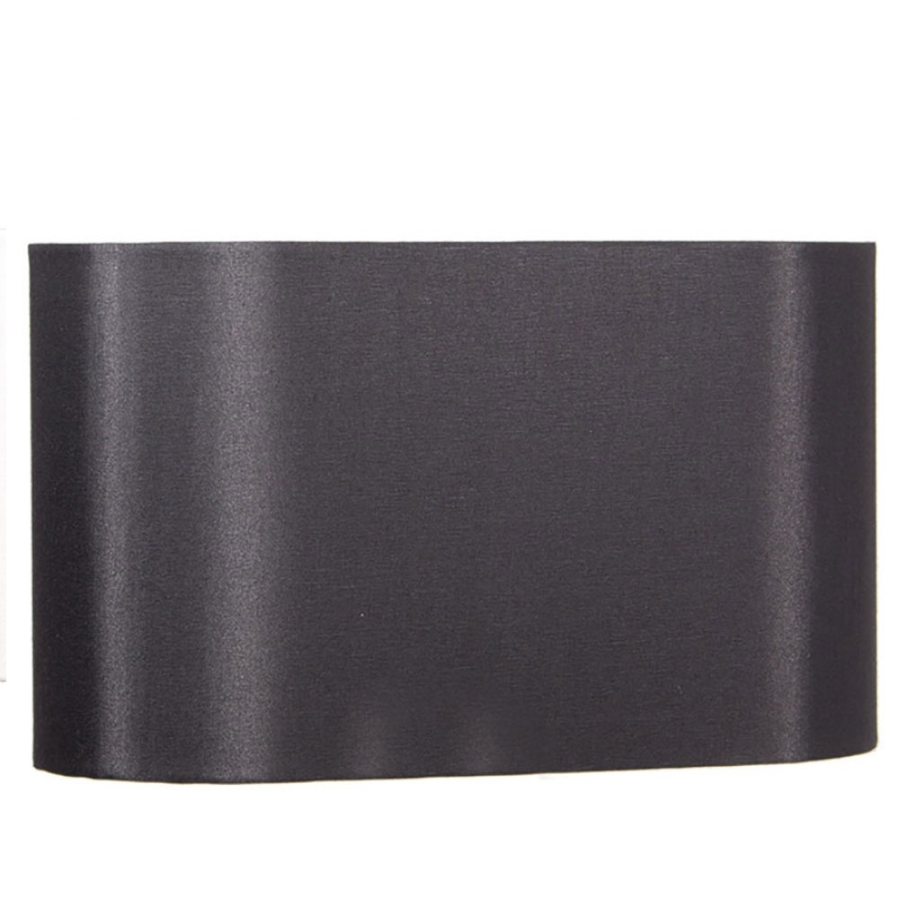Layla Black Lampshade