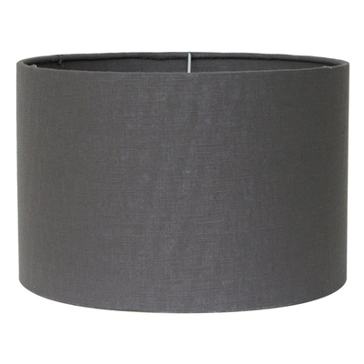 Lino Grey Lampshade