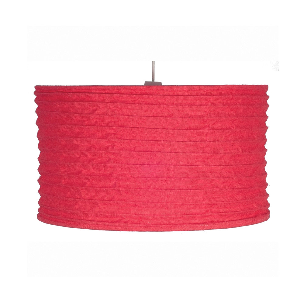 Patpong Small Red Pendant Shade
