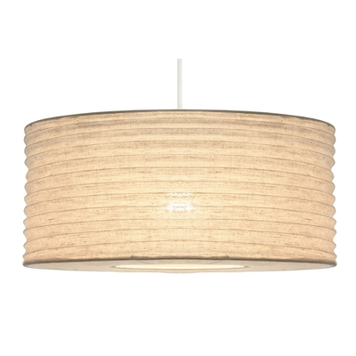 Patpong Small White Pendant Shade