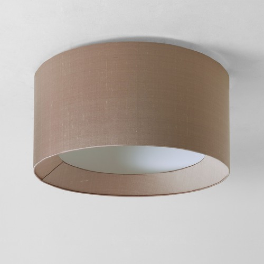 Flush Bevel Ceiling Light Oyster