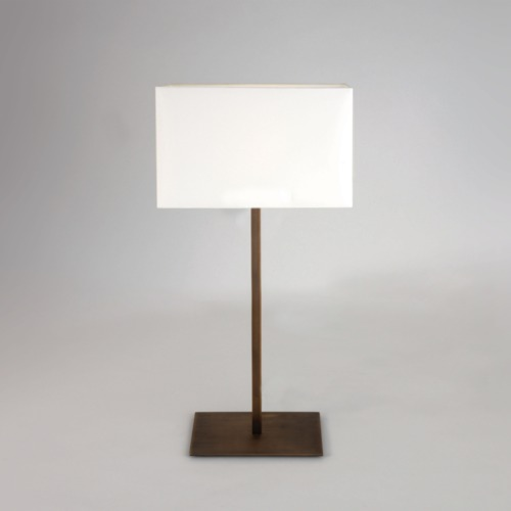 Park Lane Bronze Table Lamp And Shade Imperial Lighting