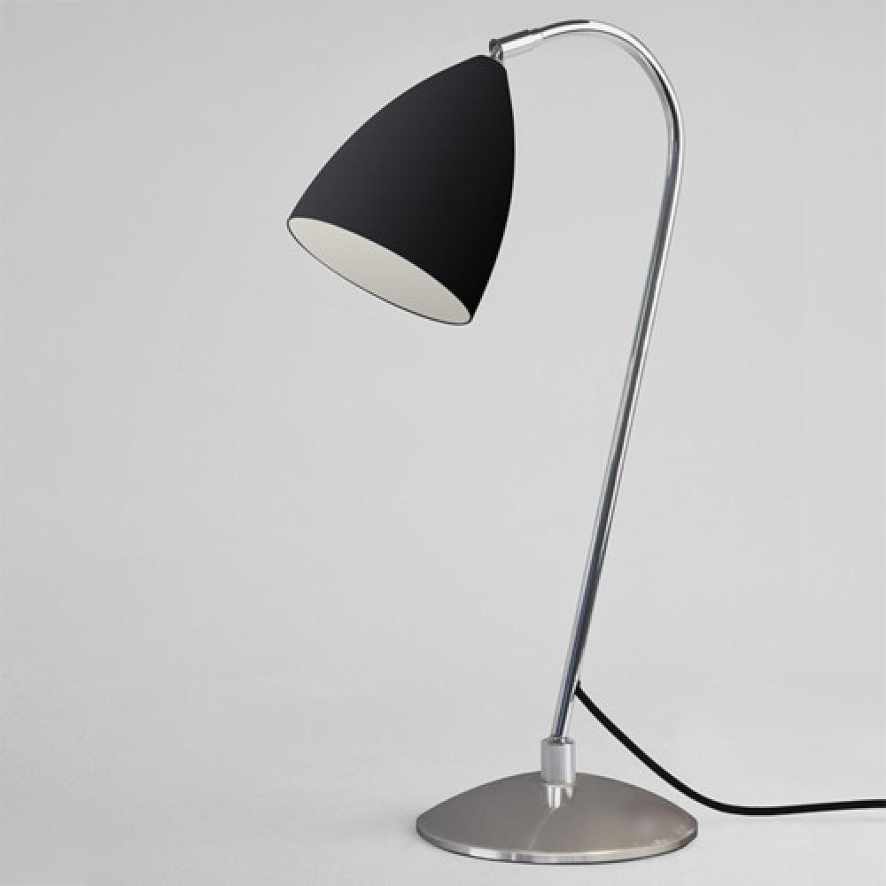 Joel Black Small Table Lamp