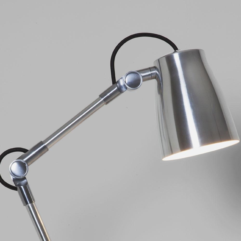 Luxo Spotlight Table Lamp Aluminium Imperial Lighting