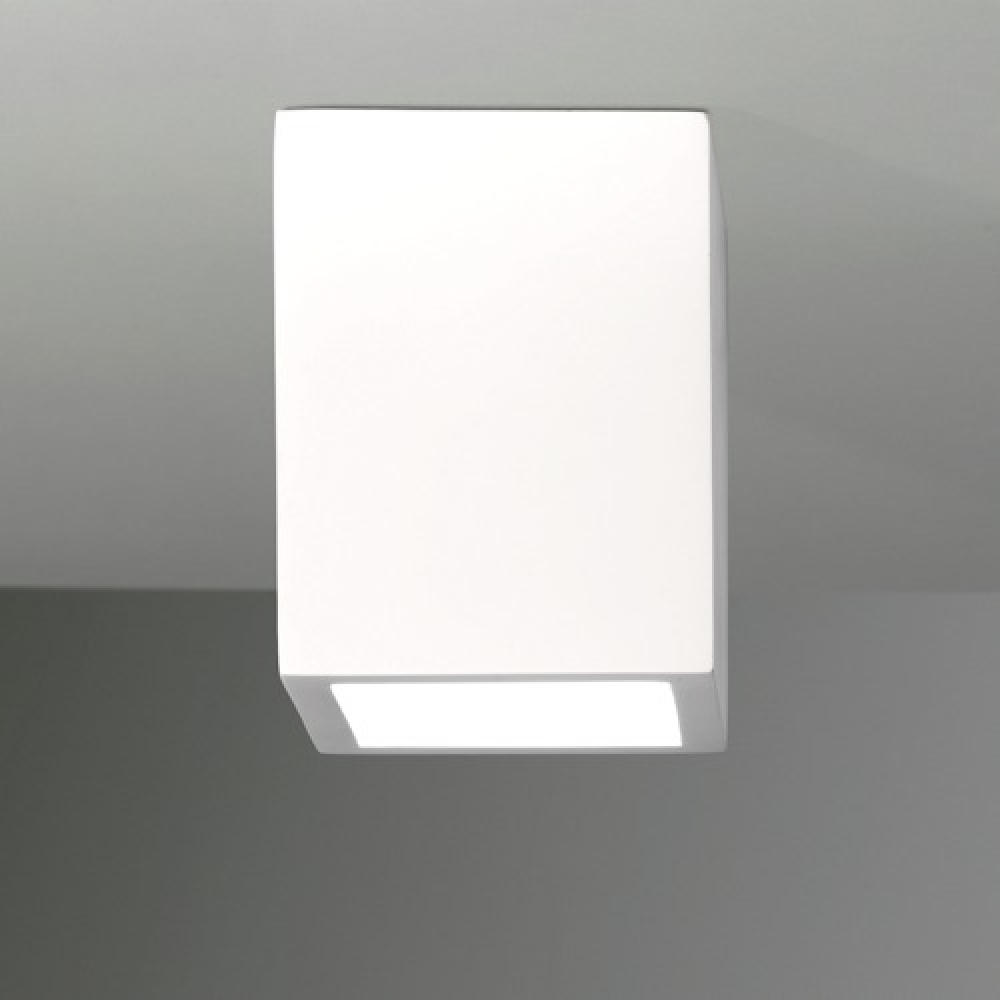 Osca 140 Square White Downlight