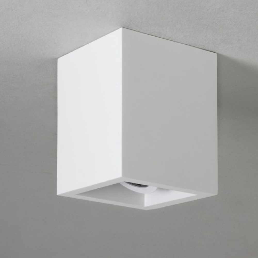Osca Square White Downlight
