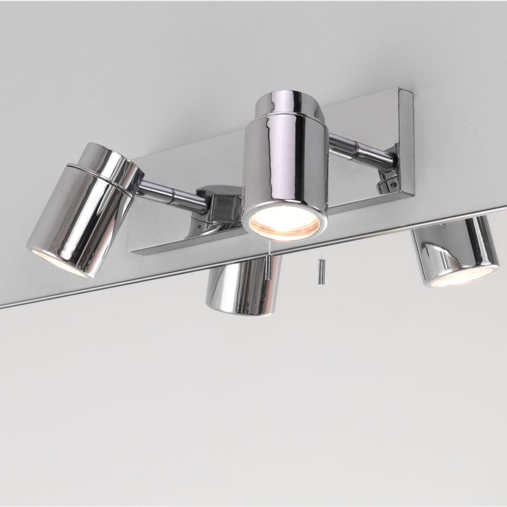Como Twin Spotlight Polished Chrome Imperial Lighting