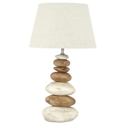 Pebble Table Lamp Natural