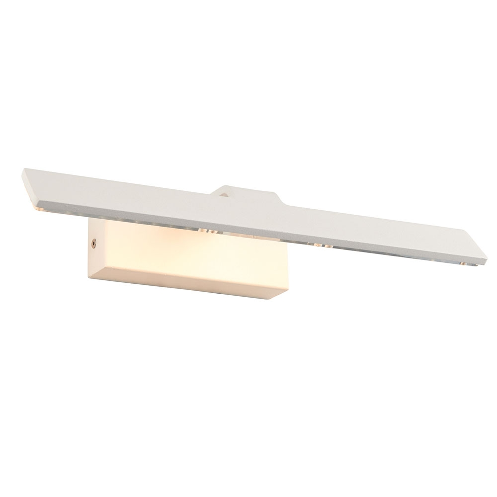 Sartre wall light white small