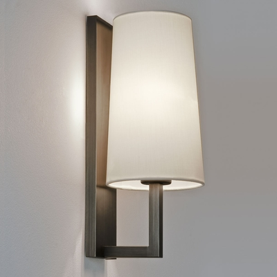 Riva Bronze Wall Light