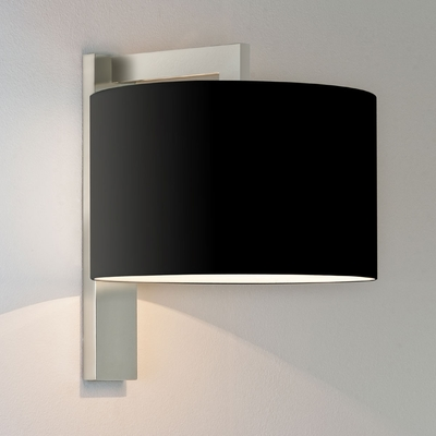 Line Matt Nickel Wall Light