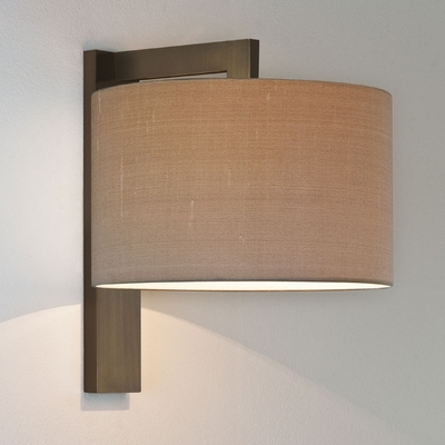 Line Bronze Wall Light