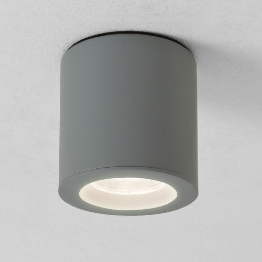 LED Cylinder Downlight Silver