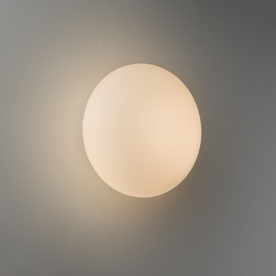 Zeppo Wall - polished chrome