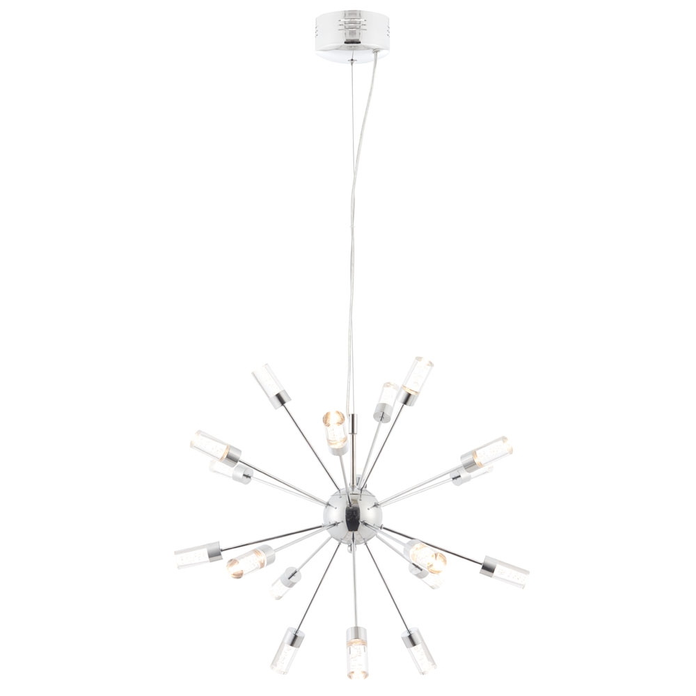 Glacier 18 Light LED Pendant