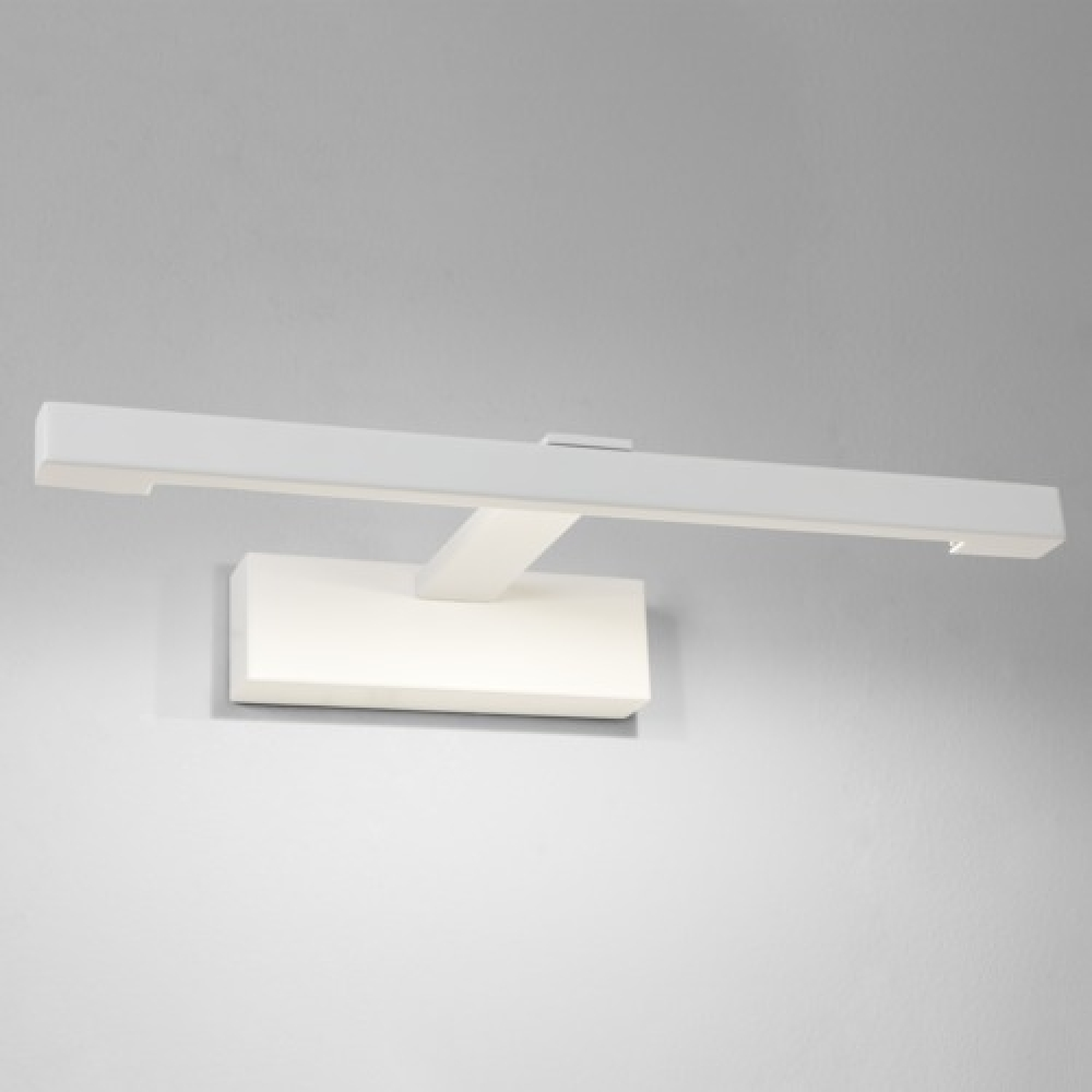 Modern White Picture Light