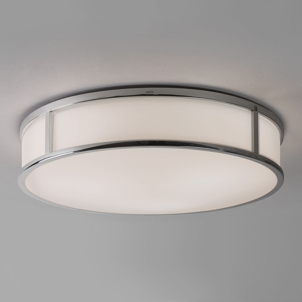 Mashiko Round 400 Ceiling Light