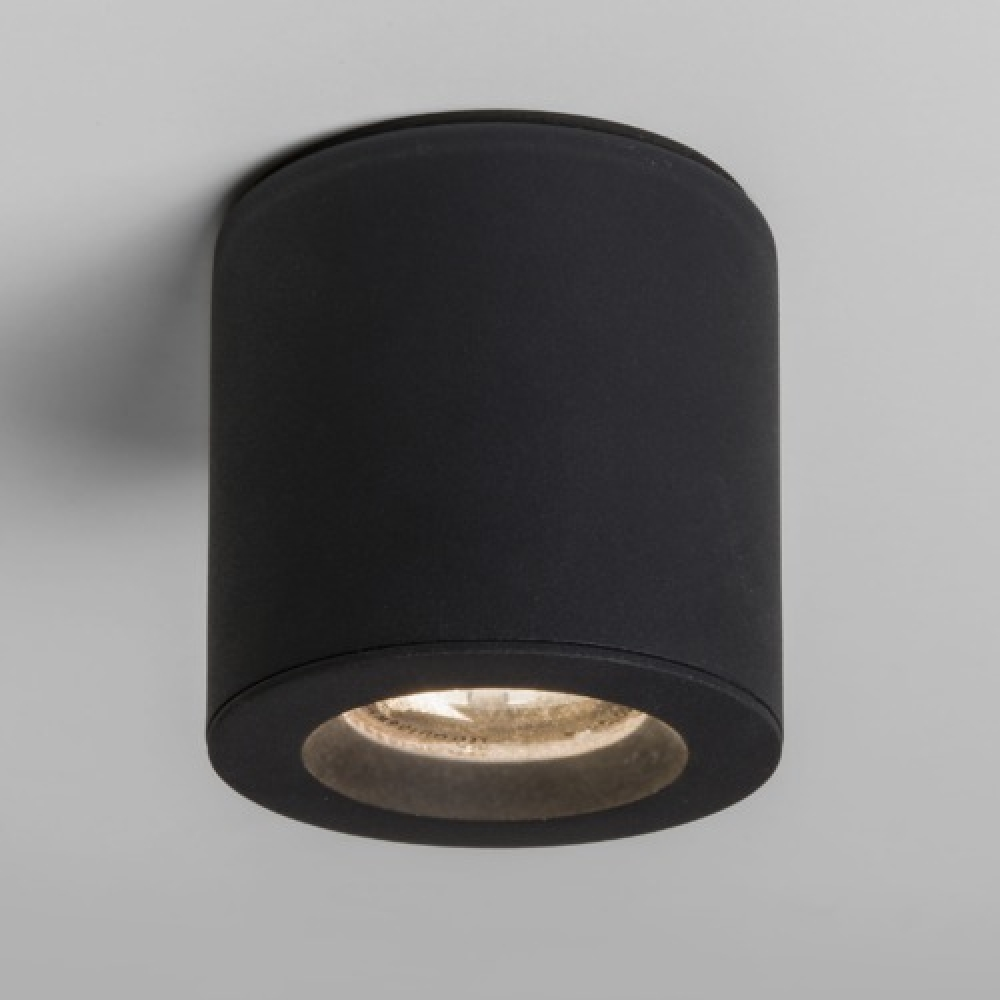 Led Cylinder Interiour Downlight Black Imperial Lighting