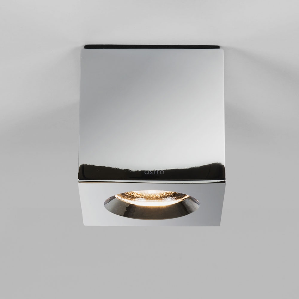KOS LED Square Polished Chrome Downlight