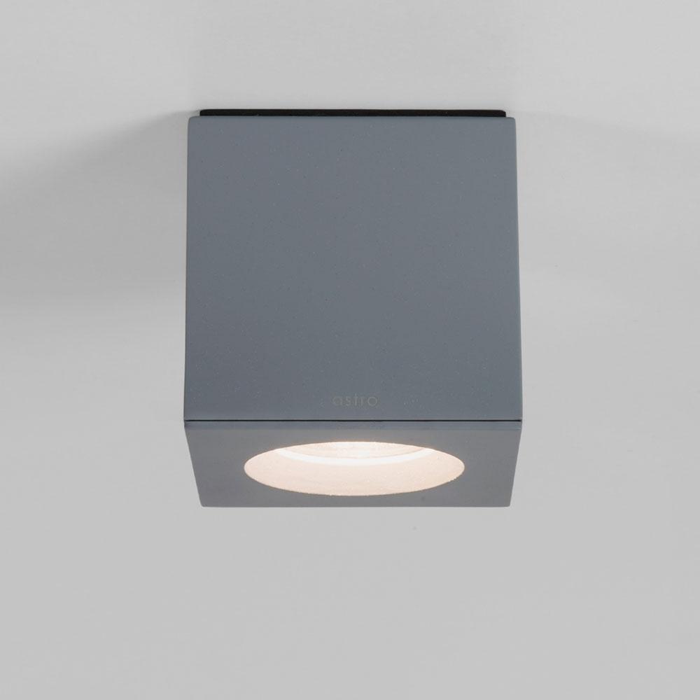 LED Square Interior Downlight Silver