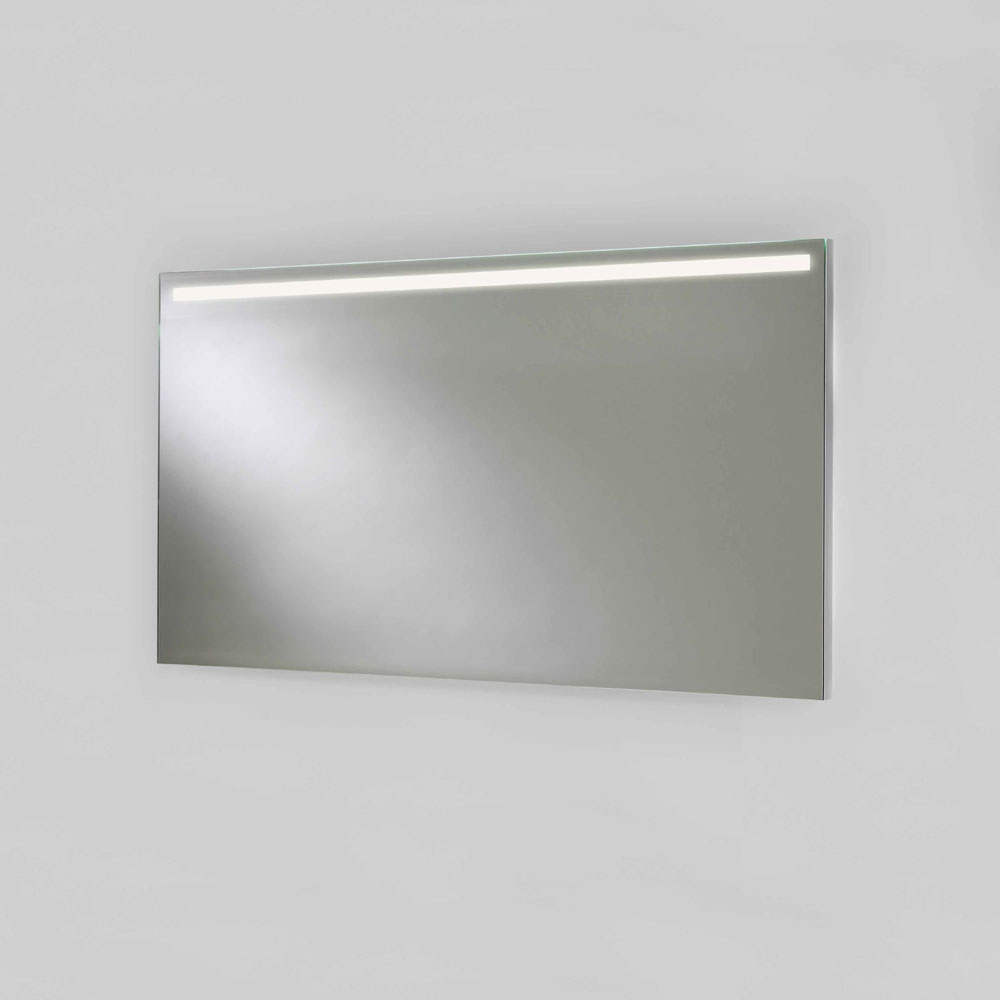 Avlon 1200 LED Mirror - Matt Silver