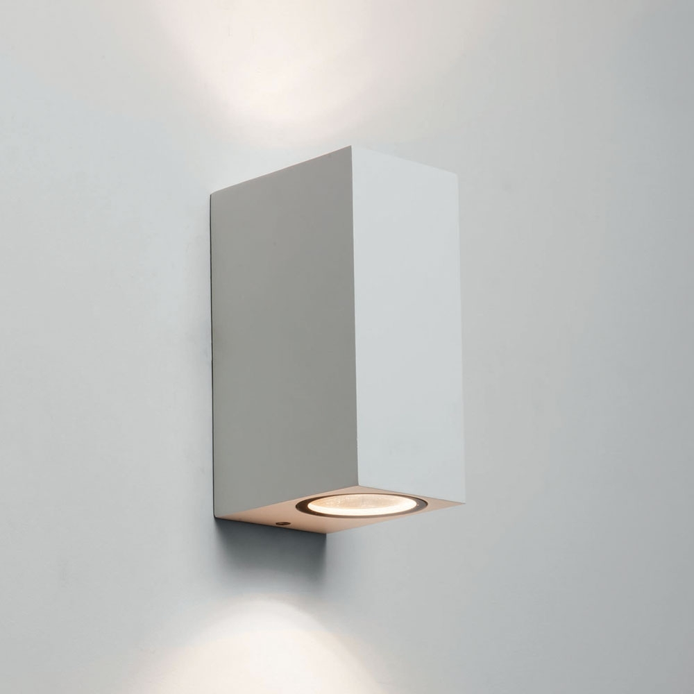 Chios 150 White Wall Light