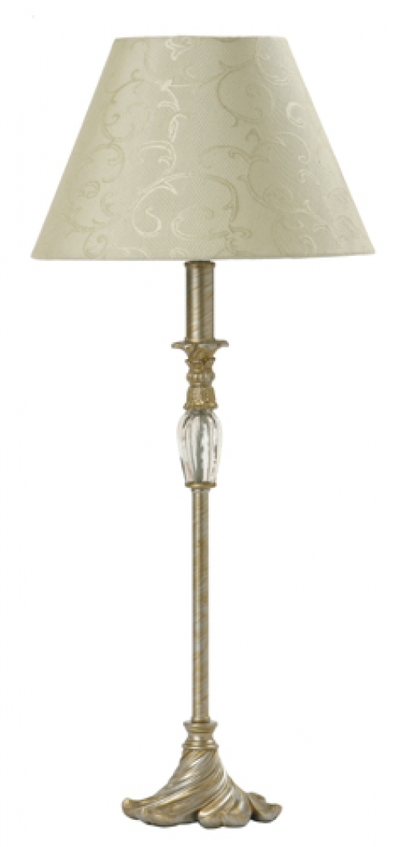 Colonial Table Lamps : Colonial light resin table lamp lampshade imperial