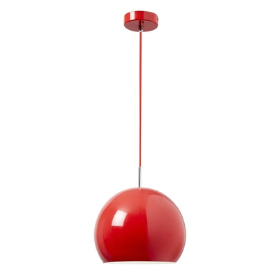 Alzira Red Pendant