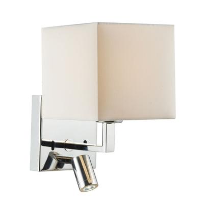 Polished Chrome LED Wall Light
