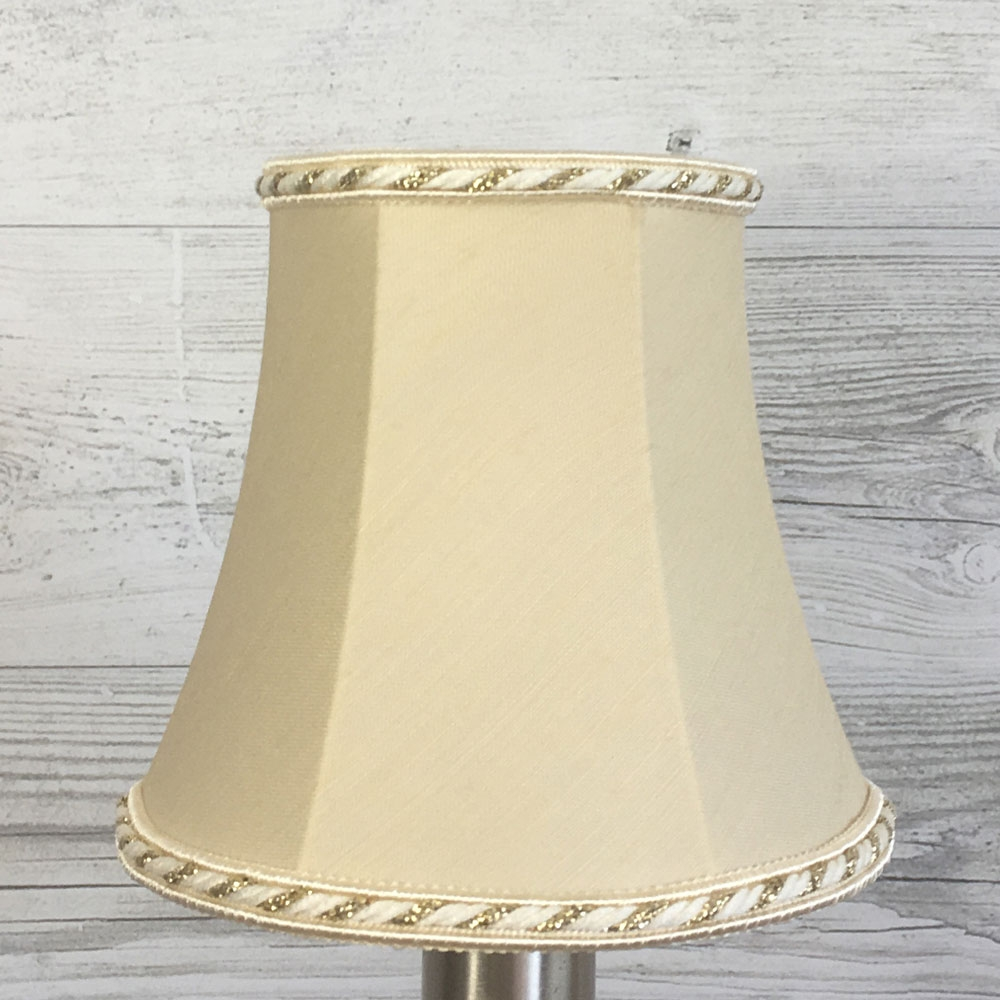 Bowed Empire Candle Cream & Gold