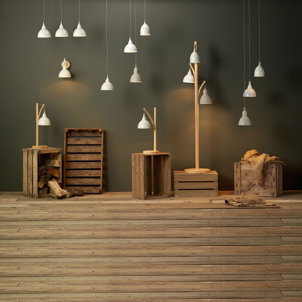 Blyton Cream Wall Light - Imperial Lighting