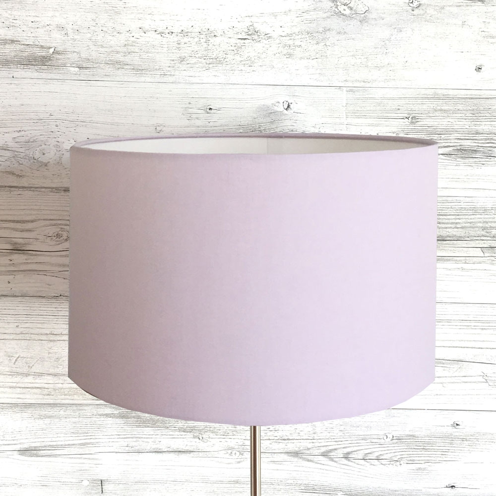 Baby Pink Drum Shade