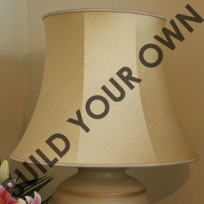 Bowed Drum Lampshade