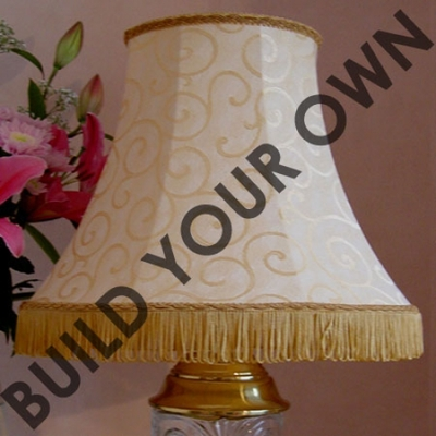 Bowed Empire Lampshade
