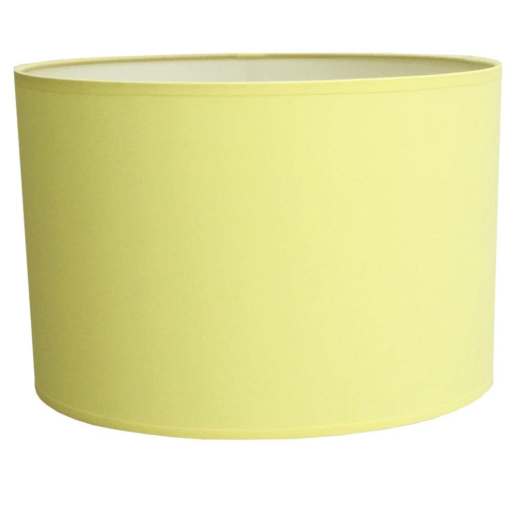 Drum Table Lampshade Citrus