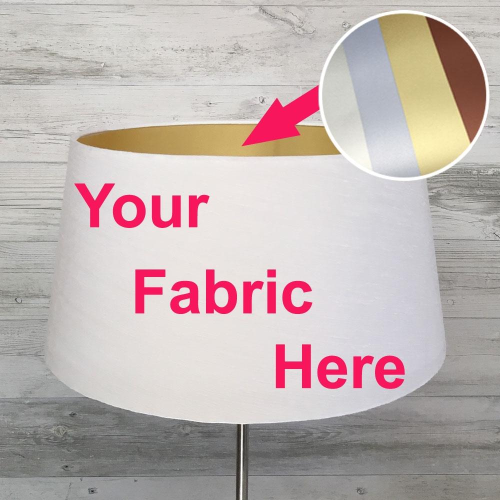 Own Fabric Shade