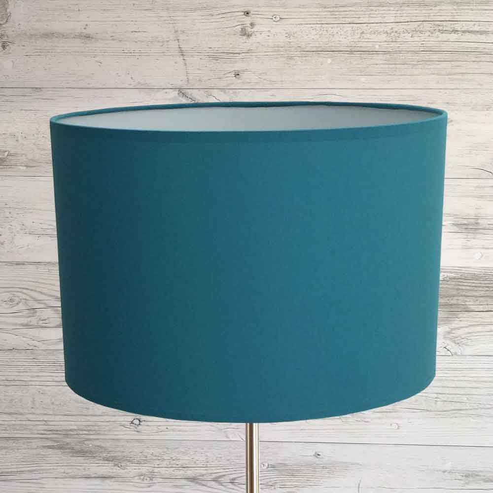 Drum Shade Cadet Blue