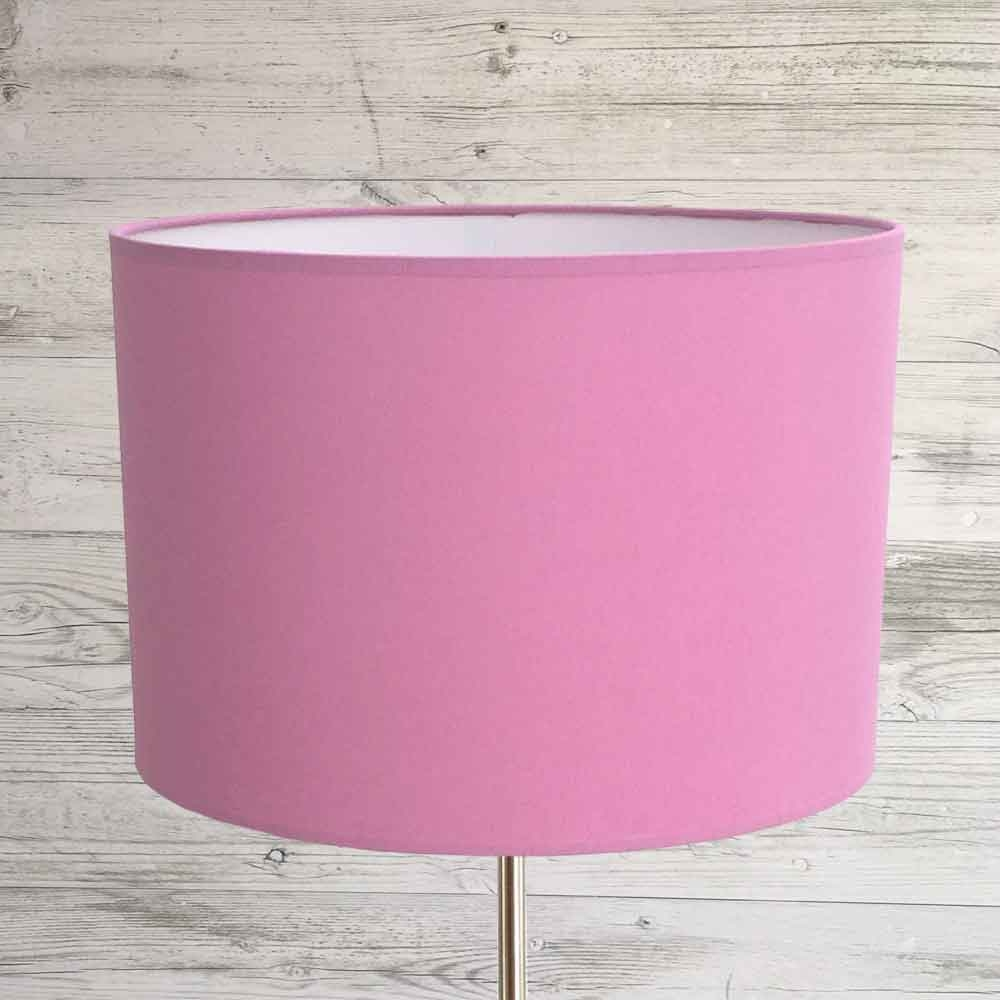 Drum Shade Candy Pink