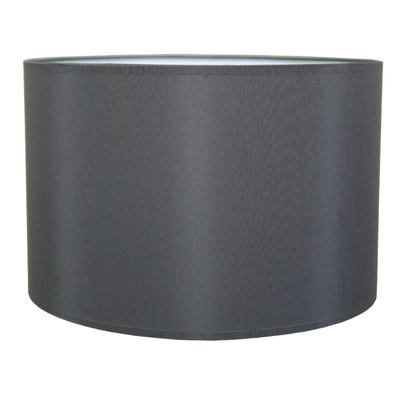 Drum lamp shades 6 of 18 imperial lighting imperial lighting drum table lampshade charcoal aloadofball Choice Image