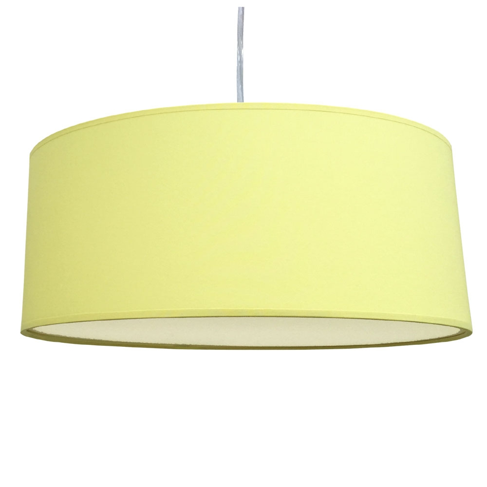 home modern lamp shades xl drum shade and suspension citrus. Black Bedroom Furniture Sets. Home Design Ideas