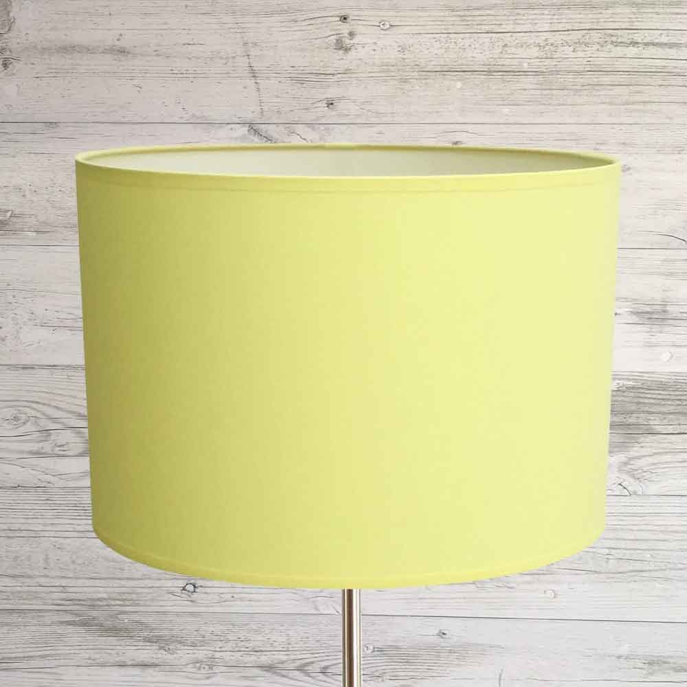 Citrus Yellow Table Lamp Shade