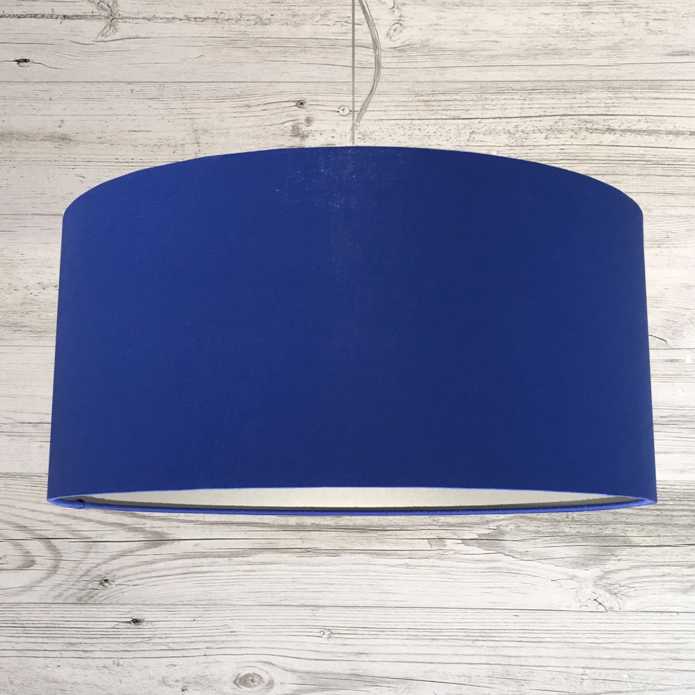 Colbalt Pendant Lampshade