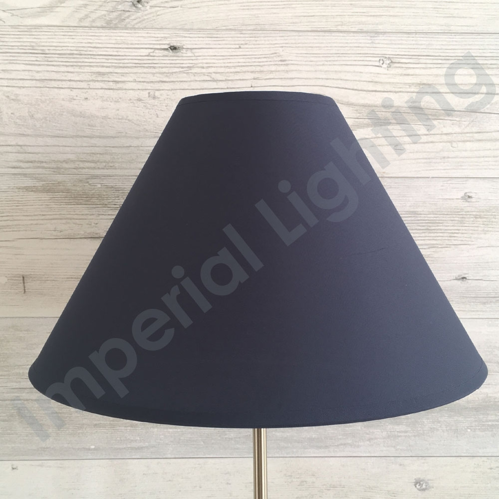 Coolie Lampshade Navy