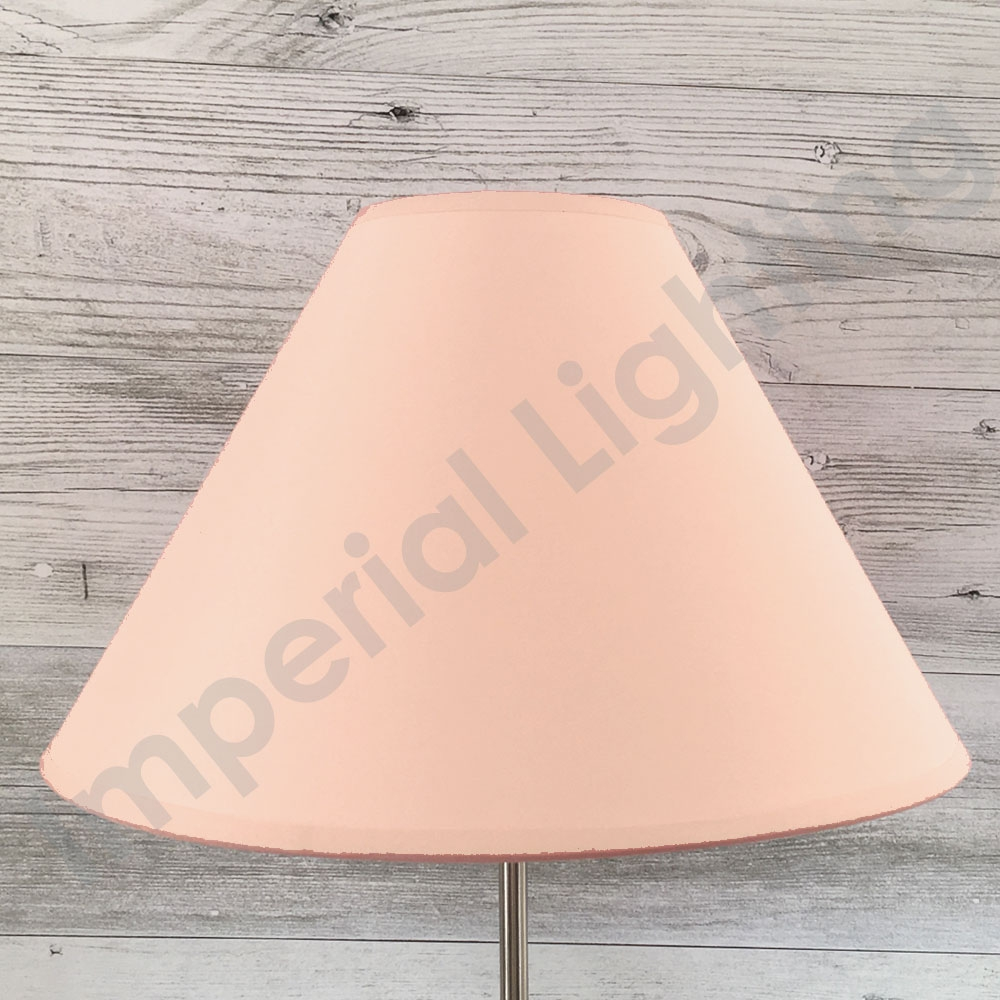 Coolie Lampshade Peach