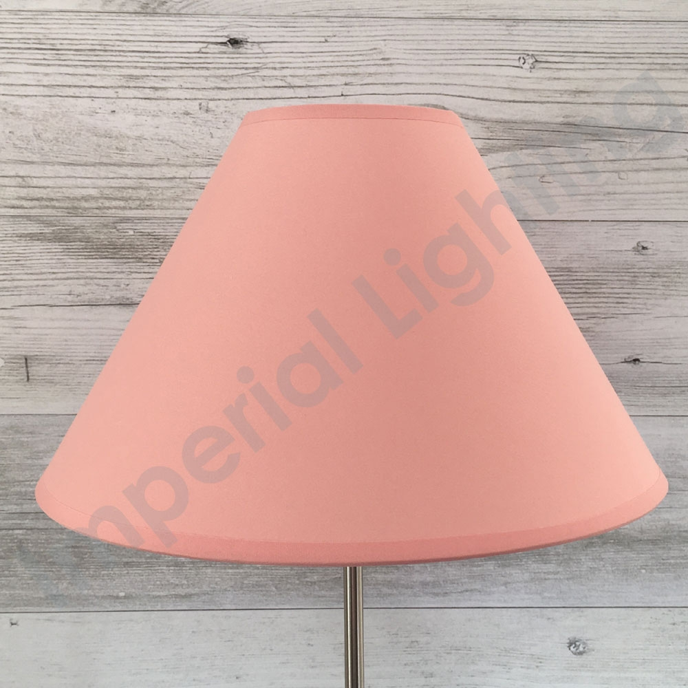 Coolie Lampshade Rose