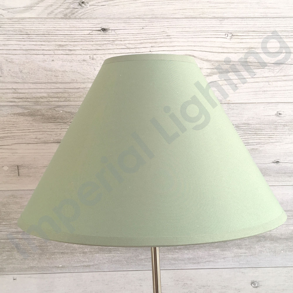 Coolie Lampshade Mid Green