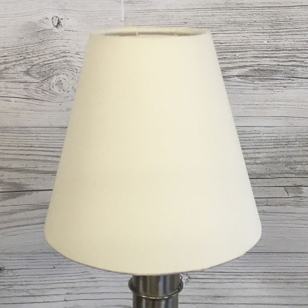 Wilma Candle Shade Ivory