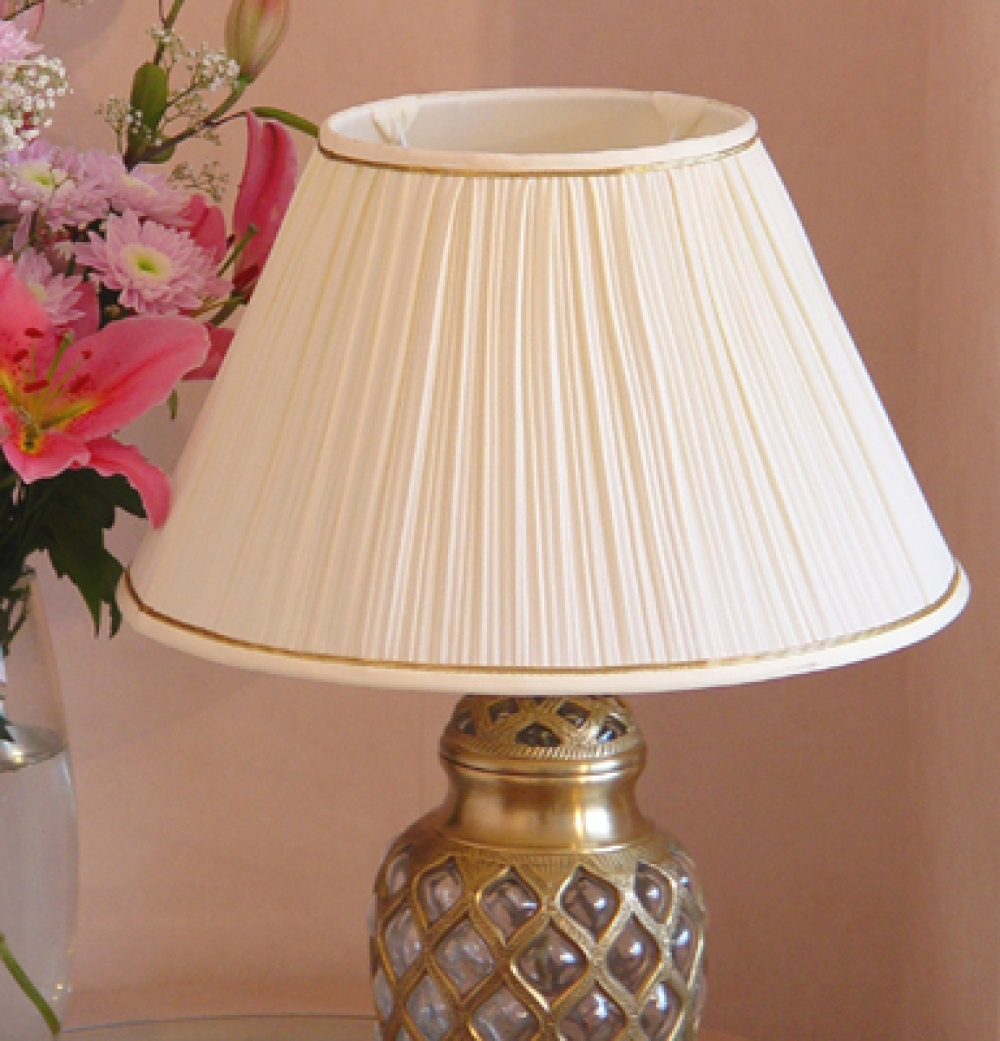 Pleated Lampshade For Table Lamps, Pleated Lamp Shades For Table Lamps Uk