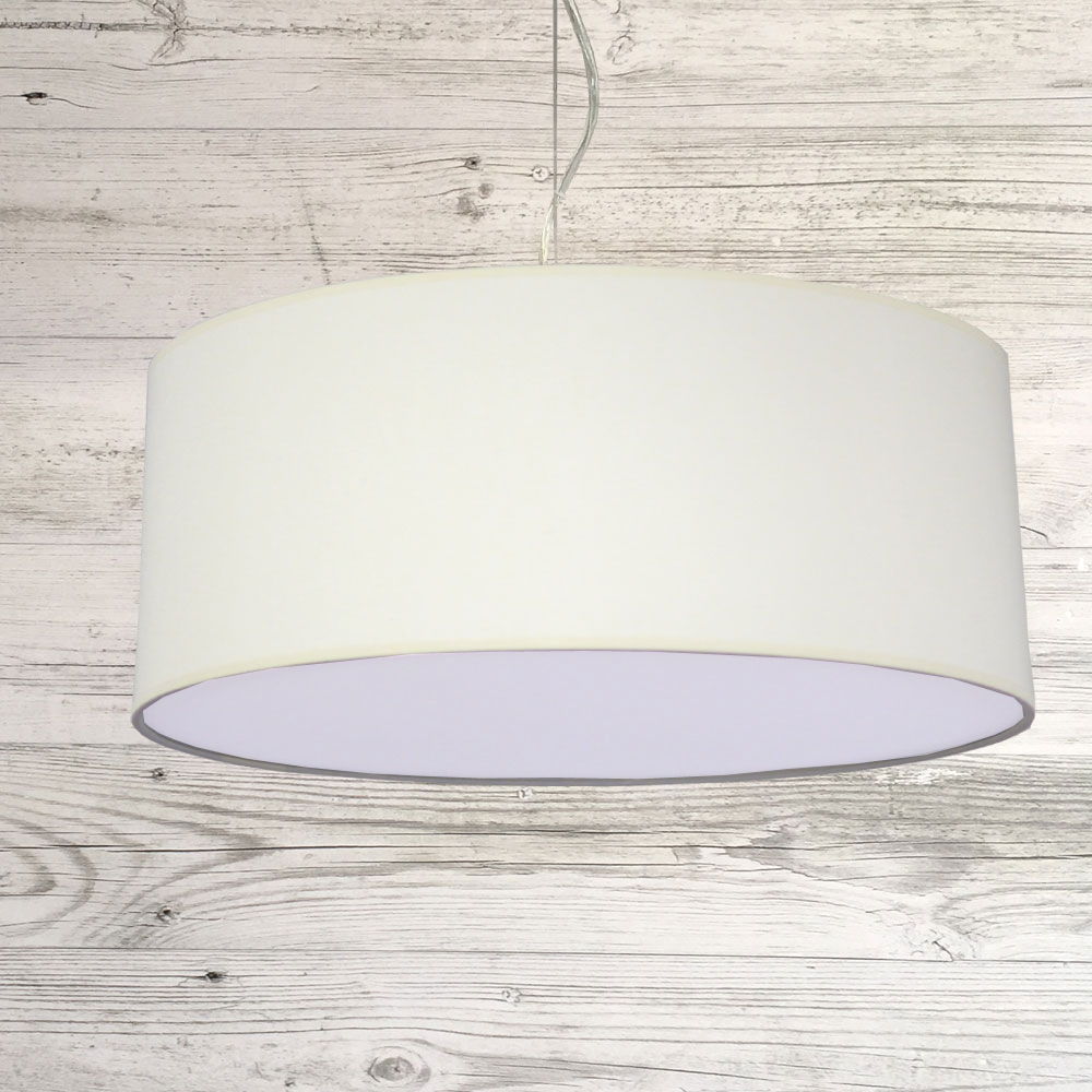 Drum Ceiling Shade Natural